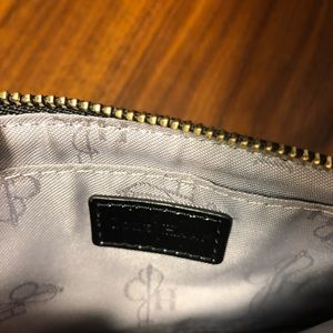 Cole Haan Bags - Cole Haan Jitney Medium ZIP Patent Leather Pouch
